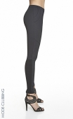 Leggings noirs forme sarouel Alize