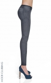 Jeggings noirs Avril