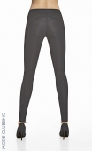 Leggings noirs seconde peau Celine