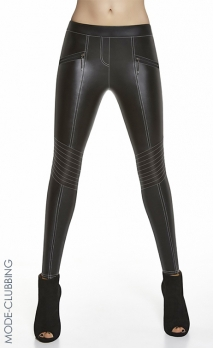 Leggings noirs fashion Florence